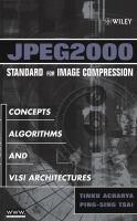 JPEG2000 Standard for Image Compression