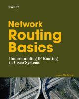 Network Routing Basics