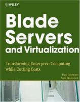 Blade Servers and Virtualization