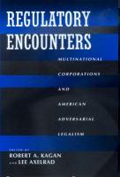 Regulatory Encounters