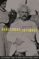 Dangerous Intimacy