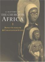 A History of the Church in Africa