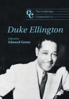 The Cambridge companion to Duke Ellington cover