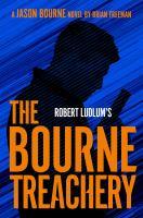 The Bourne treachery Fic