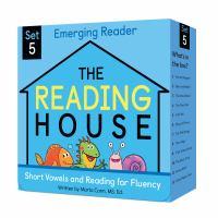 Emerging reader. Set 5 : short vowels and reading for fluency1 volume : color illustrations ;  ; 15 cm