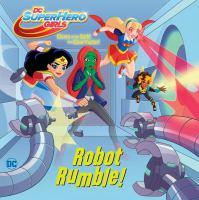 Robot rumble!