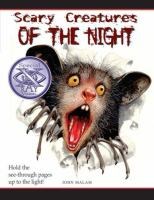 Scary Creatures of the Night