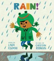 Rain! by Linda Ashman