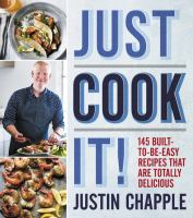 Cover of Just Cook It! 145 built-to
