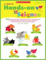 A Year of Hands-on Science