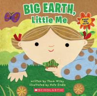 Big Earth, Little Me by Thom Wiley, book cover