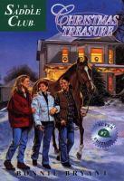 Christmas Treasure (Saddle Club Super #7)