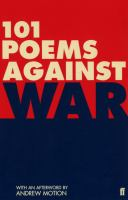 Image: 101 Poems Against War