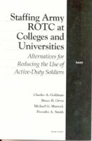 Staffing Army ROTC at Colleges and Universities