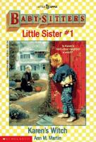 Karen's Witch (Baby-Sitters Little Sister, No. 1)