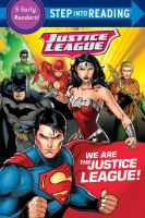 We Are the Justice League