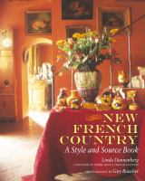 New French Country book cover