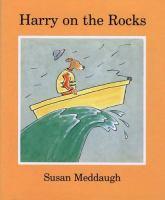 Harry on the Rocks