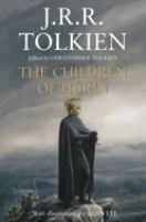 Children of Hurin book cover