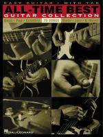 All-Time Best Guitar Collection: (70 Songs) Rock, Pop, Country, Blues, Jazz & More!