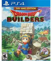 Dragon quest builders [electronic resource (video game for PS4)]