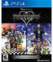 Kingdom Hearts HD 1.5 + 2.5 ReMIX [electronic resource (video game for PS4)].
