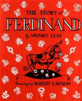 The Story of Ferdinand book jacket