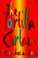Cover of The Tortilla Curtain