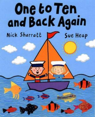 "Book Cover - One to Ten and Back Again"" title=""View this item in the library catalogue"