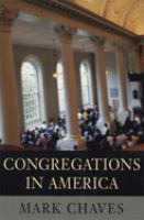 Congregations in America