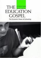 The Education Gospel
