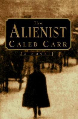The Alienist book jacket