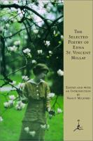 Cover of The Selected Poetry of Edn