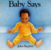 Cover of Baby Says