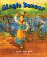 Cover of Jingle Dancer