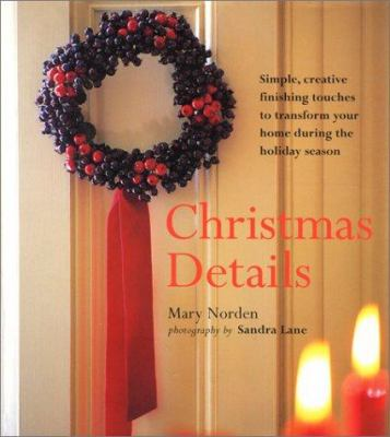 Christmas Details book cover