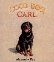 Cover of Good dog, Carl