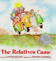 Cover of The Relatives Came