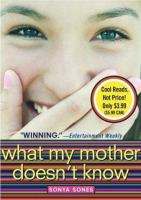 Cover of What my mother doesn't know