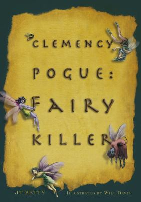 Clemency Pogue Fairy Killer cover