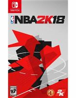 NBA 2K18 [electronic resource (video game for Nintendo Switch)] : legend edition.