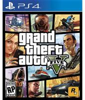Grand theft auto V [interactive multimedia (video game for PS4)].