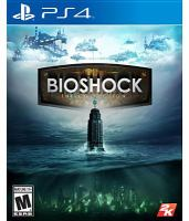 BioShock [electronic resource (video game for PS4)] : the collection.