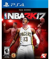 NBA 2K17 [electronic resource (video game for PS4)].