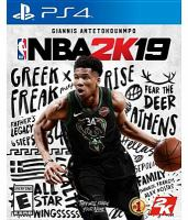 NBA 2K19 [electronic resource (video game for PS4)].