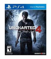 Uncharted 4 [interactive multimedia (video game for PS4)] : a thief's end.