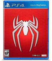 Spider-man [electronic resource (video game for PS4)]