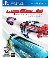 Wipeout omega collection [electronic resource (video game for PS4)].