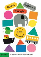 Cover of Circle, Triangle, Elephant