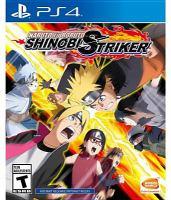 Naruto to Boruto. Shinobi striker [electronic resource (video game for PS4)]